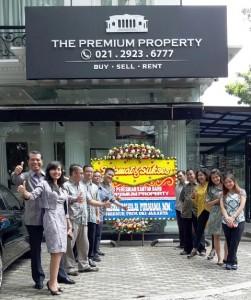 Peresmian Buka Kantor The Premium Property di Jaksel