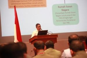 Direktur Jenderal Penyediaan Perumahan Kementerian PUPR, Syarif Burhanuddin