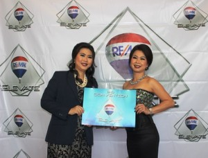 Monica Nardi, Chief Executive Officer (CEO) RE/MAX Indonesia dan Janti Rusli, Managing Director RE/MAX Indonesia