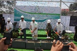 Seremonial Peluncuran Cendana Regency at H City