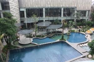 Kolam renang Holiday Inn Cikarang