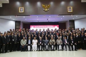 130 orang peserta dialog Kebangsaan yang diselenggarakan REI DKI Jakarta dan Lembaga Ketahanan Nasional (Lemhannas)