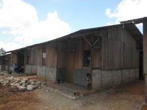 Rumah Bantuan Pemerintah Di Daerah Perbatasan