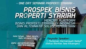 Seminar Bisnis Properti Syariah