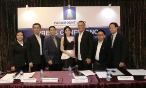 Jajaran Direksi Paramount Land usai Press Conference Malibu Village New-Design Options