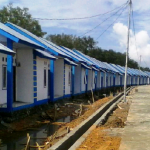 Rumah Khusus Nelayan di Sulawesi Selatan