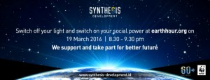 Synthesis : Developer Harus Dukung Earth Hour 2016