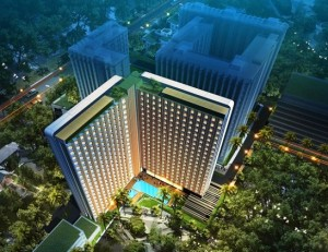 Art Impresa The Spring Residences yang dikembangkan PT Gading Development Tbk