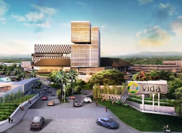 Vida Bekasi Tawarkan Konsep Quality Of Life Property