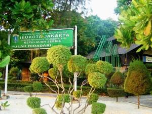 Kepulauan Seribu, salah satu destinasi wisata yang akan dibangun homestay