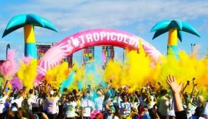 CIMB Niaga akan gelar The Color Run ke 3