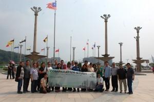 P3RSI Studi Banding ke Malaysia