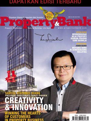 Cover Property&Bank Edisi 125