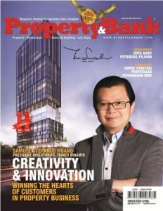 Cover Property&Bank edisi 126, MEI 2016
