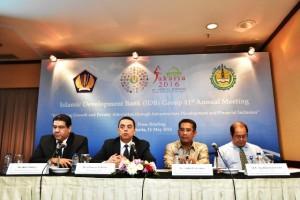 Press Conference Sidang IDB ke 41