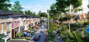 Cluster Park Hill Di CitraGarden City Malang