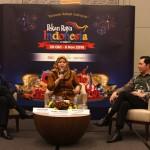 Press Conference Pekan Raya Indonesia I