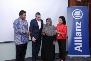 Allianz Indonesia meluncurkan Trust Network Finance (TNF)