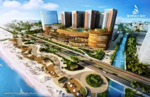 image Borneo Bay City
