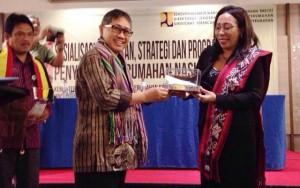 Kerjasama PUPR dan Kementerian PU Timor Leste