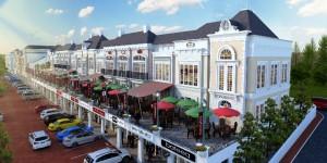 Mendrisio Square, tempat tongkrongan baru di Gading Serpong