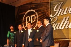 Jajaran Direksi PT PP Properti Tbk,.