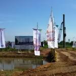 Kawasan Jakabaring, lokasi pembangunan Rusun Oleh Perumnas