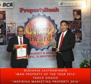Ciputra Grup Raih 5 Award di IPBA 2016