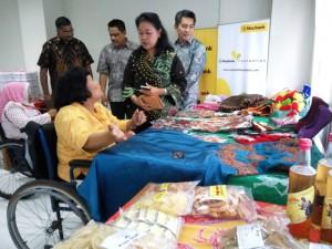 Maybank Berikan Pelatihan Kepada 110 Penyandang Disabilitas di Yogyakarta