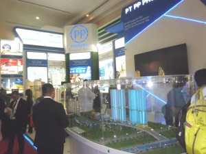 Stand PP Properti Di Indonesia Property Expo 2016