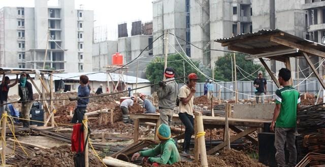 Hanya 7,4 %, Masih Minim Pekerja Konstruksi Bersertfikat di Indonesia
