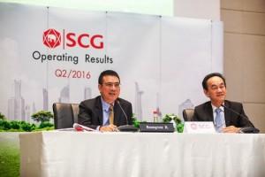 Kinerja SCG pada Kuartal II dan Semester Pertama 2016 Meningkat