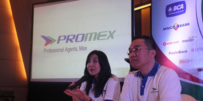 Promex Optimis dengan Brand Identity Baru