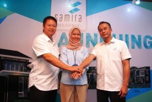 Peluncuran Samira Residence Sentul