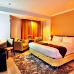 Salah satu unit kamar Hotel yang dikelolal Adonara Group