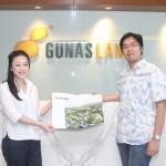 Gunas Land luncurkan produk baru yaitu Botanica.