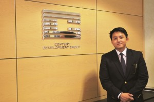 Hartadinata Harianto, Managing Partner & Head of Asia Pasific Century Development Group USA