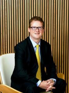 Global Head of Sales & Marketing Crown Group, Julian Sedgwick