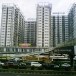Apartemen Signature Park Grande sangat dekat dengan Stasiun LRT Cawang