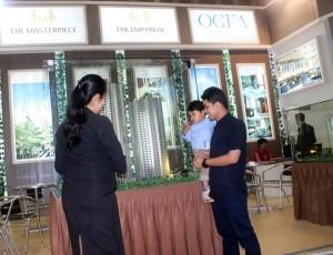 BSU percepat penjualan dalam bentuk pameran.