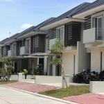 Rumah Mewah Dalam Kawasan Perumahan