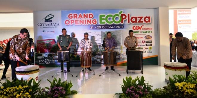 EcoPlaza, Lifestyle Center Baru di Tangerang