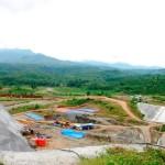 Progres Pembangunan Waduk Kuningan Capai 27 % (Oktober 2016)
