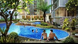 Pacific Garden Suites @Alam Sutera tawarkan hunian sekelas hotel bintang lima