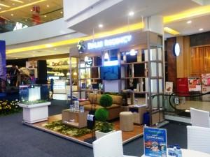 Palm Regency terjual 87 unit saat pameran Di Living World, Alam Sutera