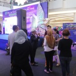 Booth Palm Regency di Living Word Alam Sutera