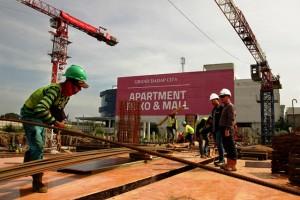 Progres pembangunan Grand Dadap City, masuki tahap II