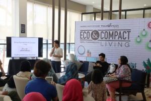 Talk show bertajuk Eco & Compact Living