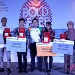 Para arsitek muda yang menang dalam AYDA 2016