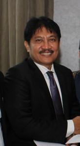 Dr.Lukman Purnomosidi, Direktur Utama MGS dan Ketua Umum DPP Realestat Indonesia (REI) periode 2004-2007